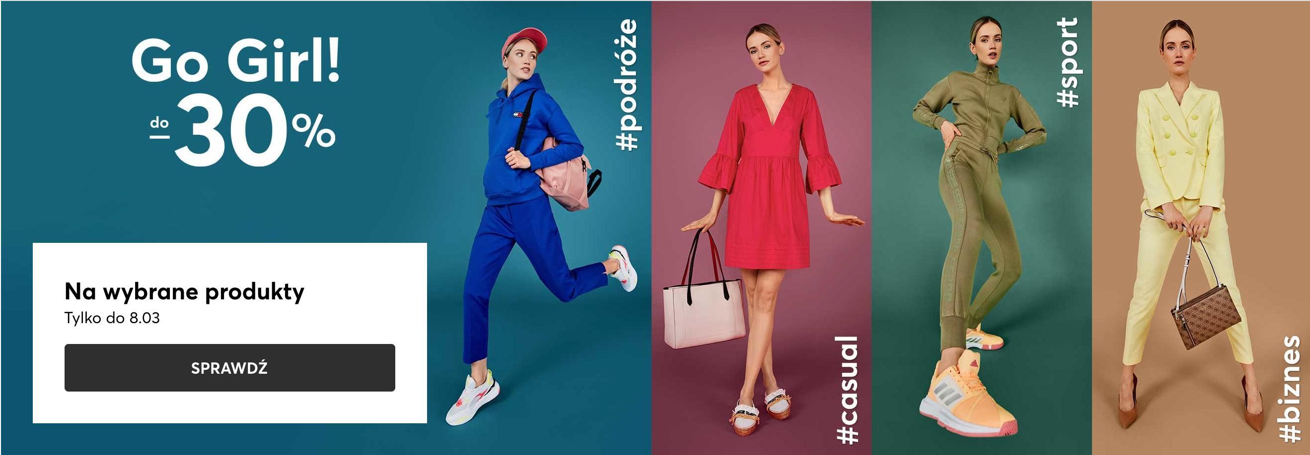 Eobuwie: do 30% zniżki na obuwie, torebki i akcesoria damskie - promocja na Dzień Kobiet