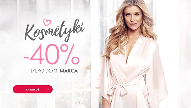 Esotiq: 40% zniżki na kosmetyki                         title=