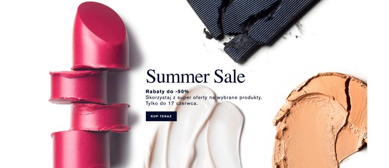 Estee Lauder: do 50% zniżki na wybrane kosmetyki                         title=