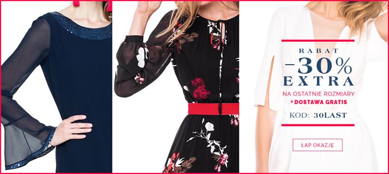 Eye for fashion: extra 30% zniżki na modną odzież damską
