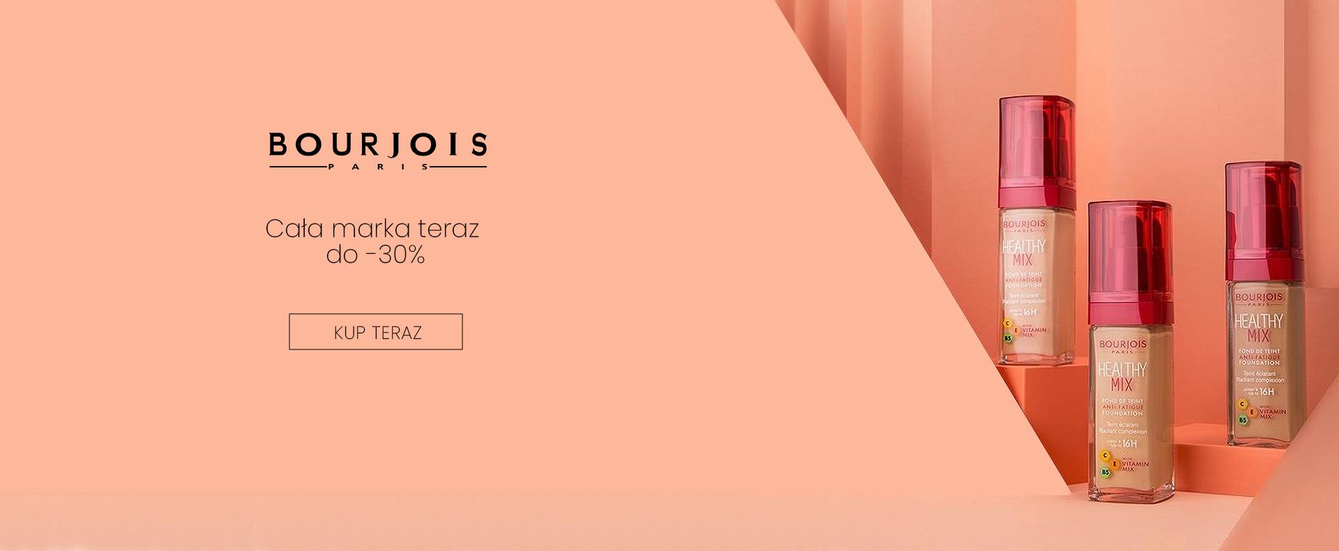 Ezebra Ezebra: do 30% rabatu na cały asortyment marki Bourjois Paris
