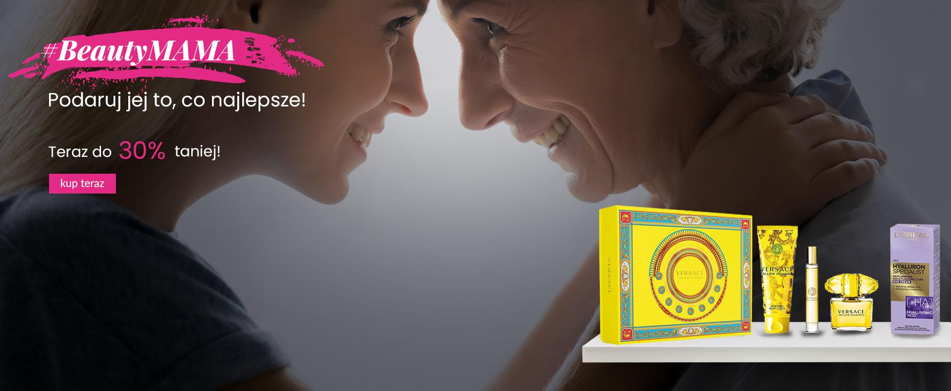 Ezebra: do 30% zniżki na kosmetyki z okazji Dnia Mamy