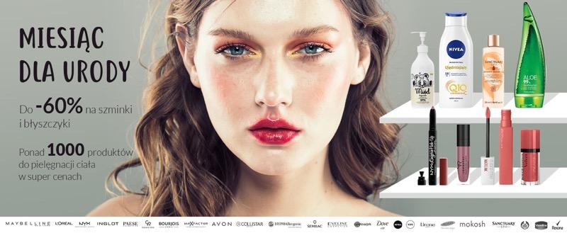 Ezebra: do 60% zniżki na szminki i błyszczyki