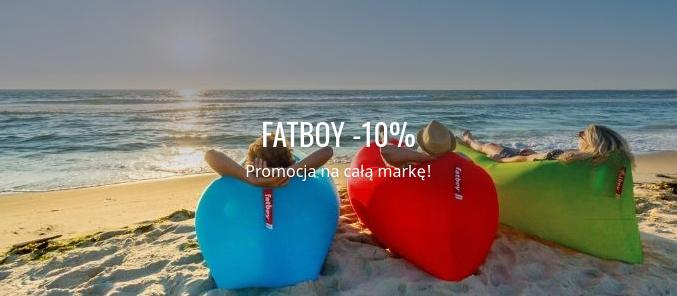 Fabryka Form: 10% zniżki na produkty do domu marki FatBoy