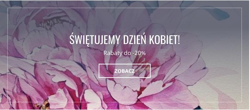 Fabryka Form: do 20% rabatu na prezenty na Dzień Kobiet