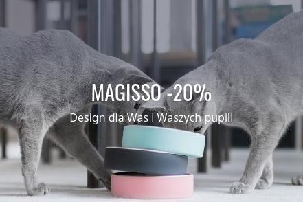 Fabryka Form: 20% rabatu na produkty marki Magisso