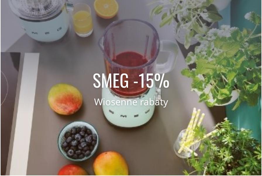 Fabryka Form Fabryka Form: 15% rabatu na produkty do kuchni marki SMEG