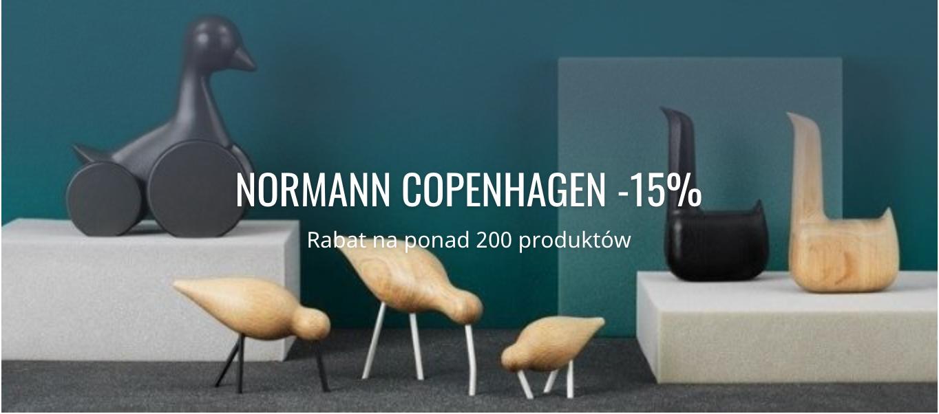 Fabryka Form Fabryka Form: 15% zniżki na produkty do domu marki Normann Copenhagen