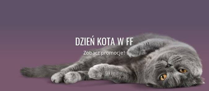 Fabryka Form: 10% rabatu na produkty dla kotów i z kotami