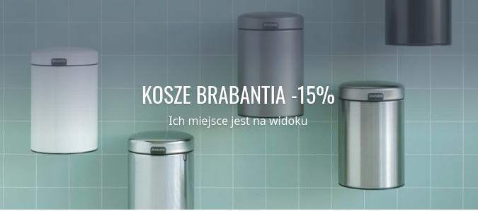 Fabryka Form Fabryka Form: 15% rabatu na kosze brabanita