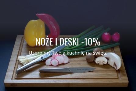 Fabryka Form: 10% zniżki na noże i deski do krojenia