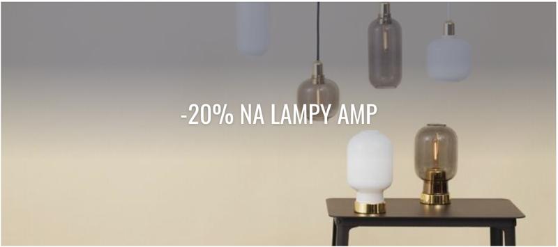 Fabryka Form: 20% zniżki na lampy Amp                         title=
