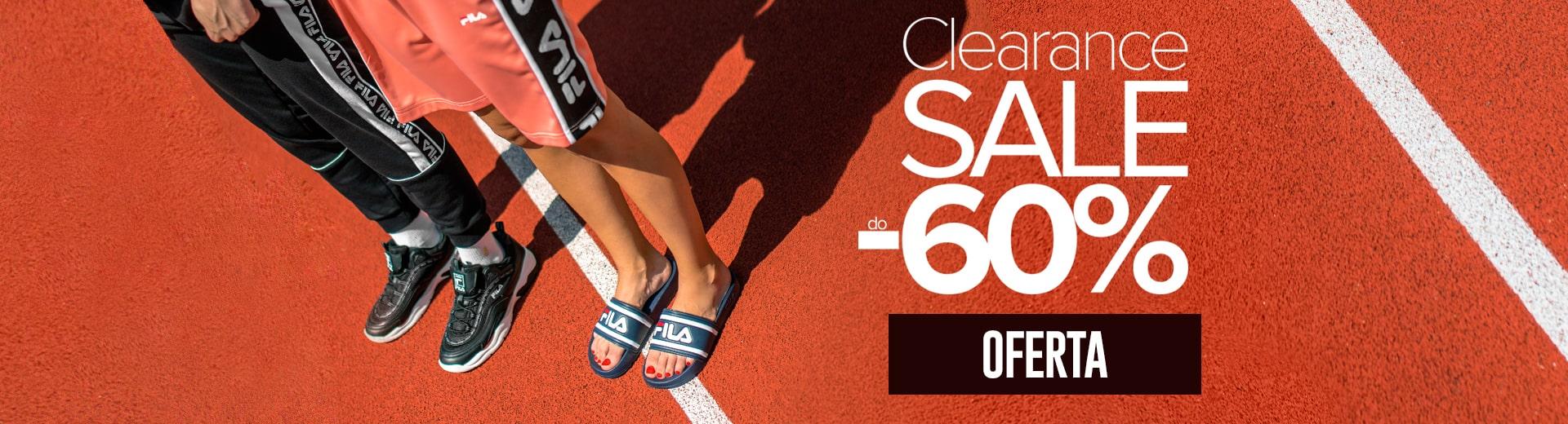 Fabryka Outlet: wyprzedaż do 60% rabatu na odzież oraz obuwie sportowe