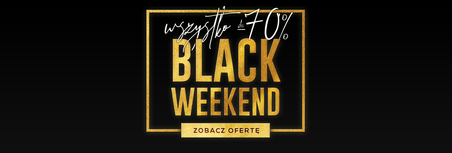 Fabryka Outlet: Black Weekend wyprzedaż do 70% rabatu na markową odzież oraz obuwie