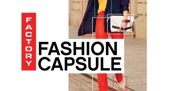 Factory Fashion Capsule obudzi modowe serce Wrocławia 13-15 maja 2016