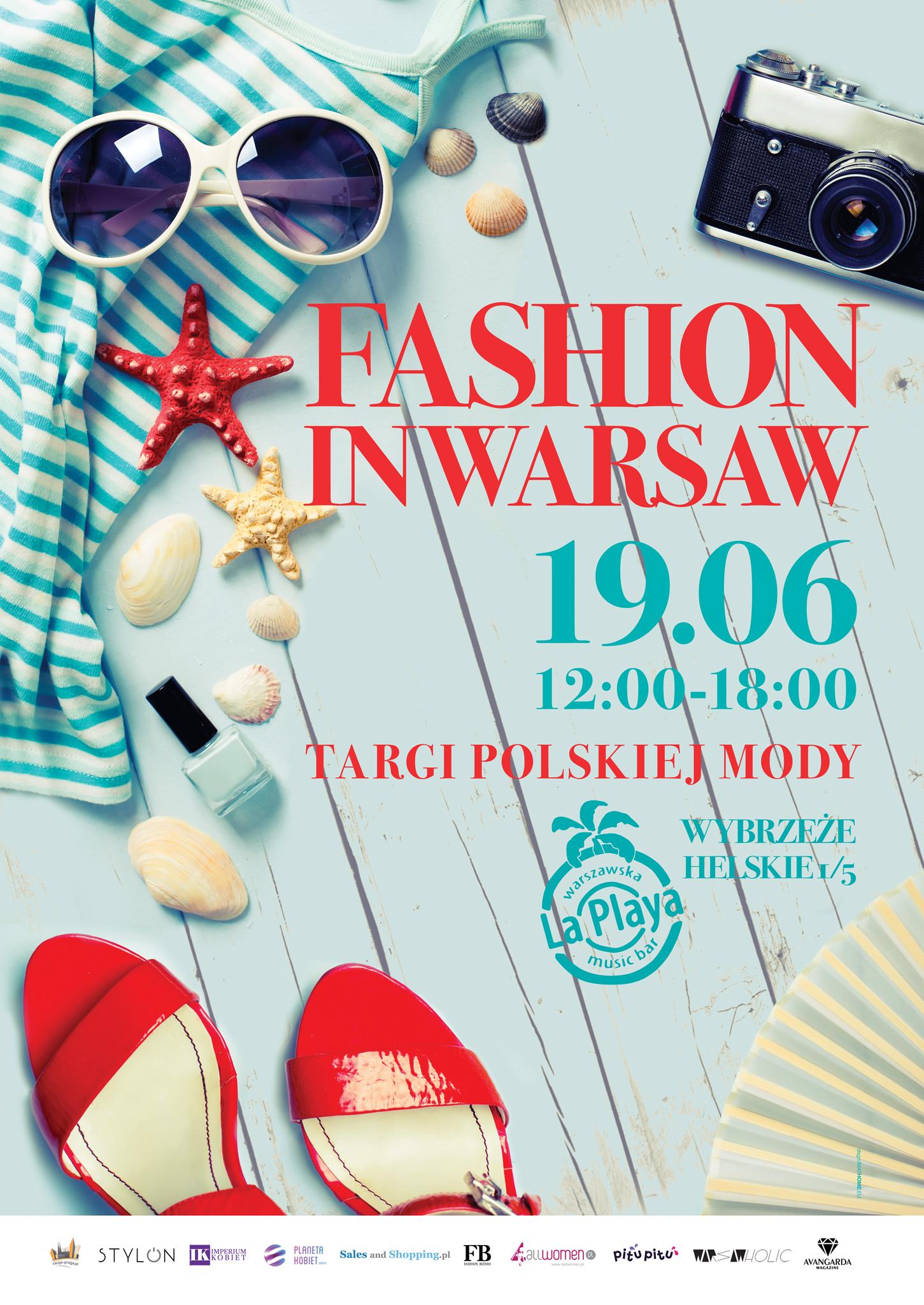Targi Mody Fashion in Warsaw 19 czerwca 2016