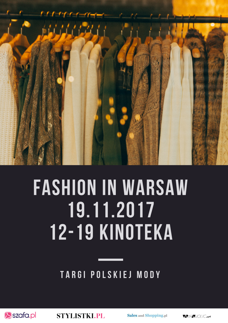 Targi Mody Fashion in Warsaw 19 listopada 2017