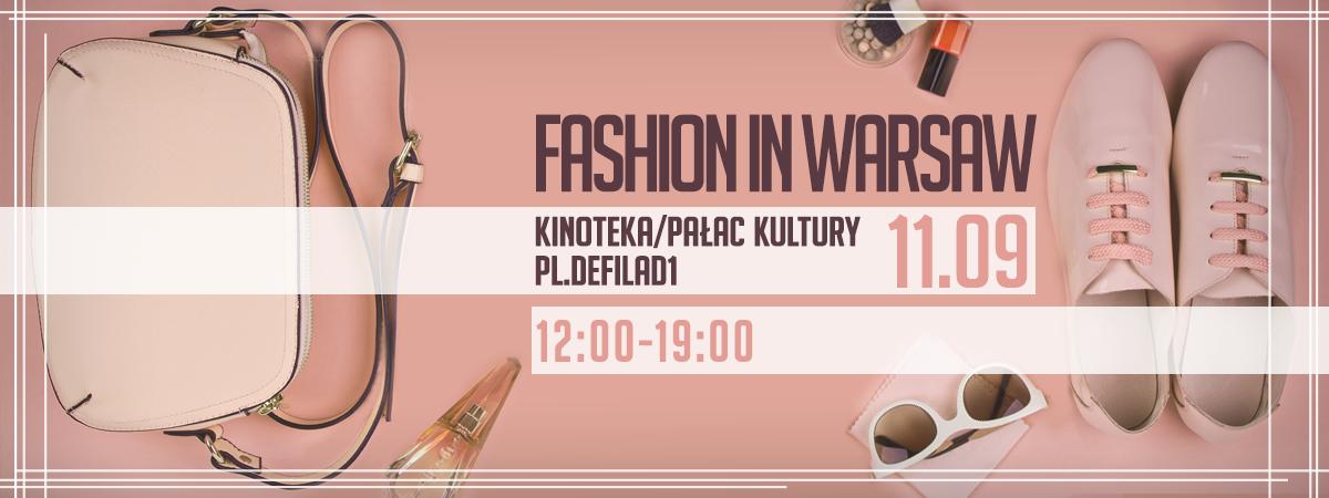 Targi Mody Fashion in Warsaw 11 września 2016