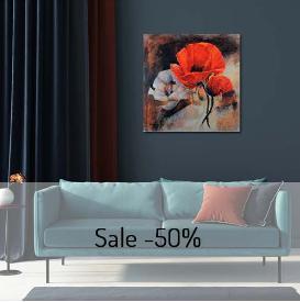 Feeby: wyprzedaż do 50% zniżki na dekoracje ścienne, obrazy, plakaty, zegary, parawany