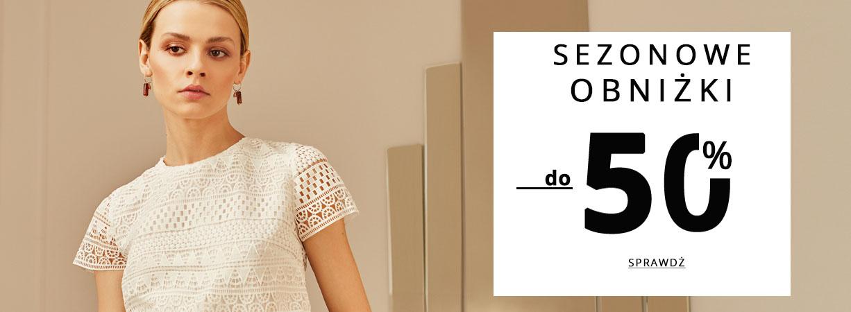Femestage Eva Minge: do 50% rabatu na odzież damską