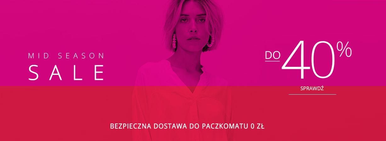 Femestage Eva Minge: wyprzedaż międzysezonowa do 40% zniżki na odzież damską