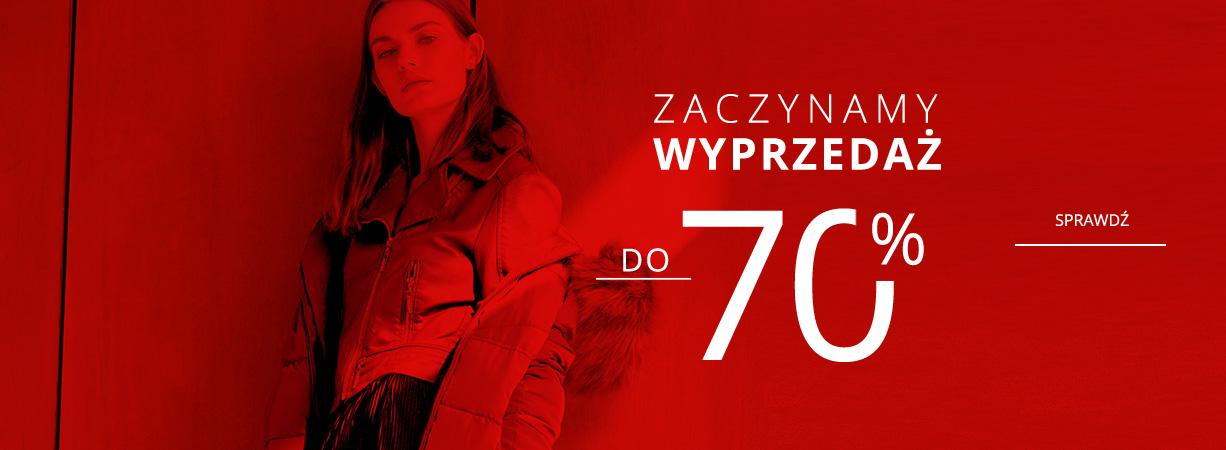Femestage Eva Minge: wyprzedaż do 70% zniżki na odzież damską