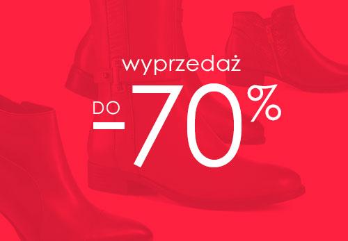Filippo: wyprzedaż do 70% zniżki na buty