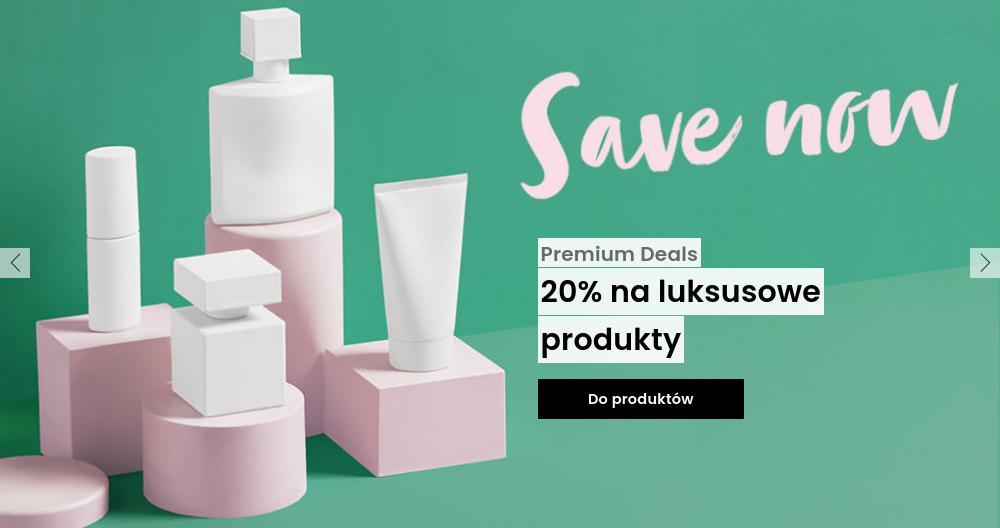 Flaconi: 20% rabatu na perfumy oraz kosmetyki - luksusowe produkty