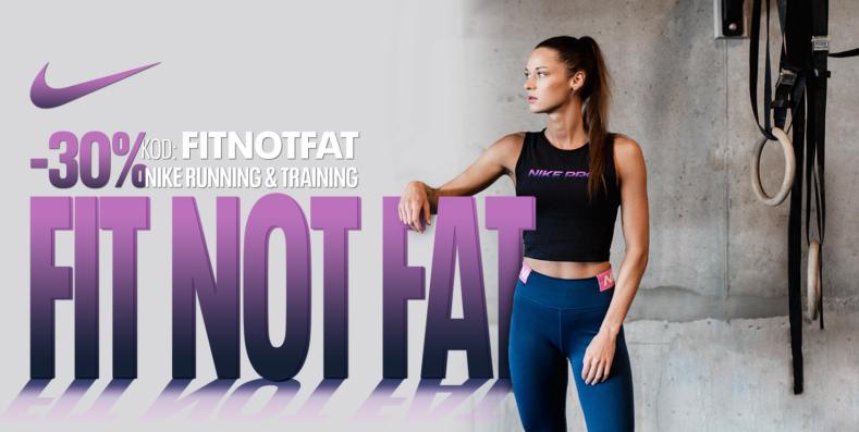 ForPro: 30% rabatu na odzież i obuwie sportowe marki Nike                         title=