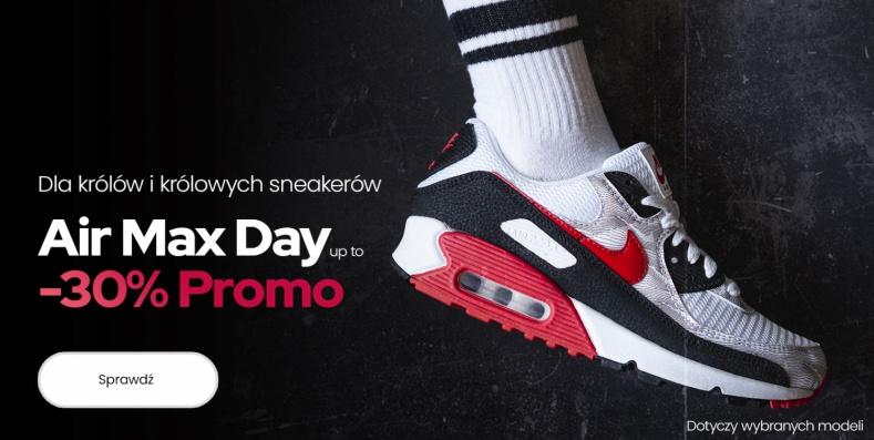 ForPro ForPro: do 30% zniżki na wybrane obuwie marki Nike
