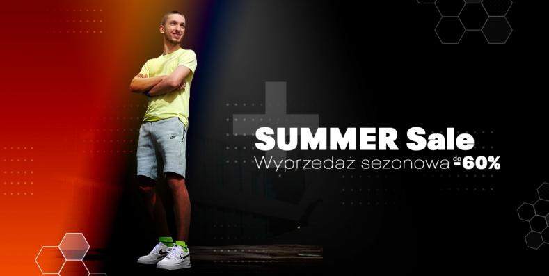 ForPro: letnia wyprzedaż do 60% rabatu na obuwie i odzież sportową                         title=