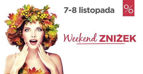 Weekend Zniżek w galerii Askana w Gorzowie Wlkp 7-8 listopada 2015