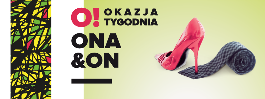 Tydzień Okazji w galerii Bronowice 18-24 kwietnia 2016