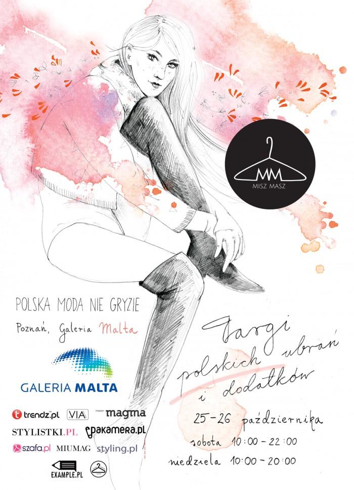 Targi Misz Masz w galerii Malta w Poznaniu 25-26 października 2014