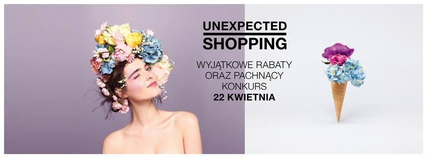 Dzień zmysłowych zakupów w warszawskiej Galerii Mokotów 22 kwietnia 2016