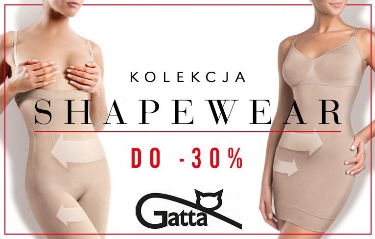 Gatta: do 30% zniżki na bieliznę modelującą