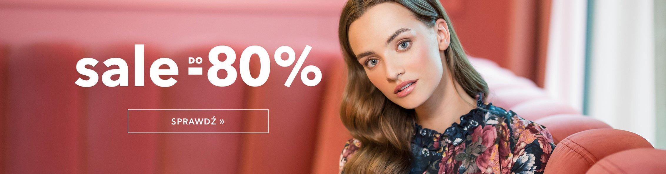 Gatta: wyprzedaż do 80% zniżki na odzież damską