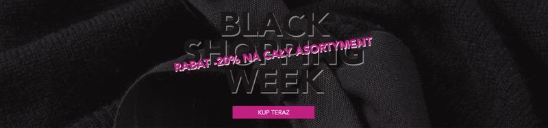 Black Week Gerry Weber: 20% rabatu na cały asortyment                         title=