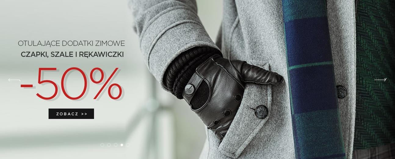 Giacomo Conti Giacomo Conti: 50% rabatu na czapki, szale i rękawiczki