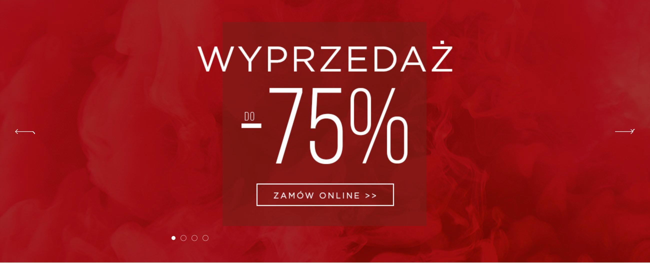 Giacomo Conti: wyprzedaż do 75% rabatu na modną odzież męską