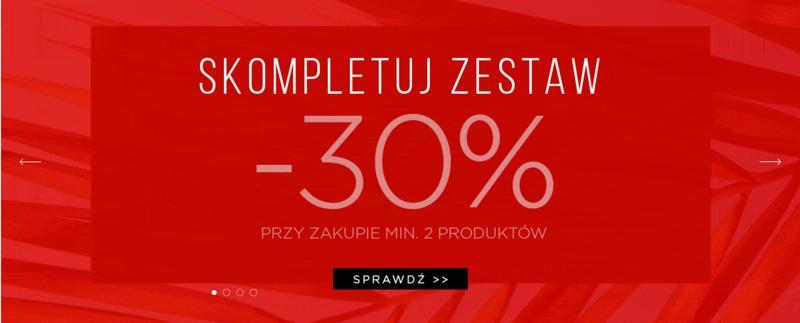 Giacomo Conti: 30% zniżki przy zakupie min. 3 produktów