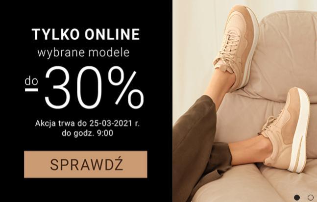 Gino Rossi: promocja do 30% rabatu na nową kolekcję obuwia