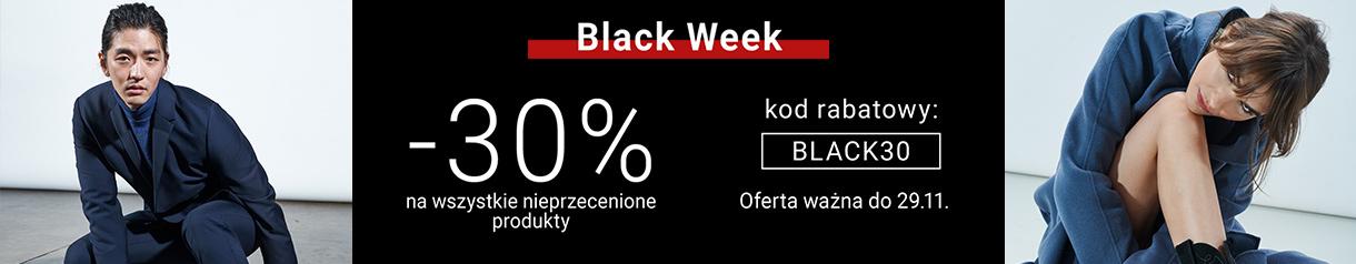 Gino Rossi Gino Rossi: Black Week 30% zniżki na wszystkie nieprzecenione obuwie damskie oraz męskie