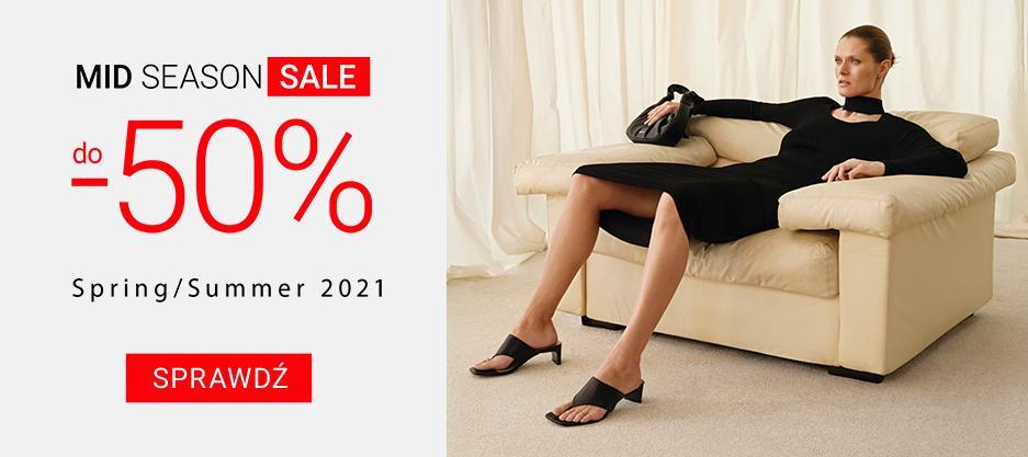 Gino Rossi: do 50% rabatu na buty damskie oraz męskie, torebki i akcesoria z kolekcji wiosna-lato 2021