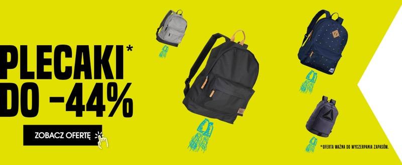 Go Sport: do 44% zniżki na odzież, obuwie i plecaki szkolne