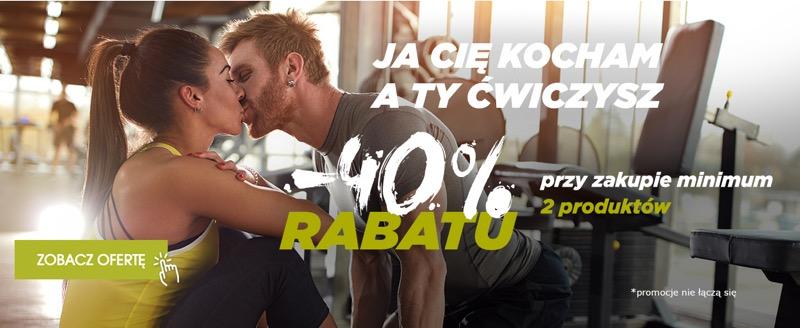 Go Sport: 40% rabatu przy zakupie minimum 2 produktów