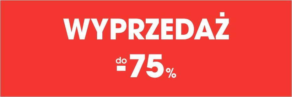 Go Sport: wyprzedaż do 75% zniżki
