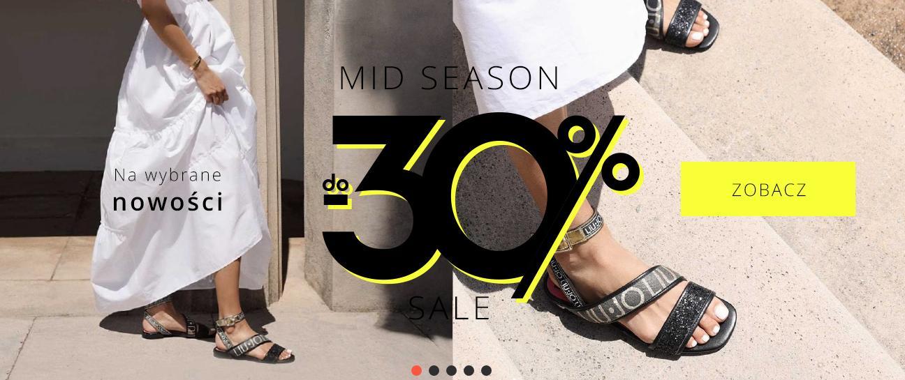 Goe: wyprzedaż do 30% zniżki na wybrane nowości obuwia damskiego, obuwia męskiego oraz akcesoriów