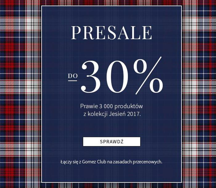 Gomez: do 30% rabatu na odzież, obuwie i akcesoria marek premium                         title=