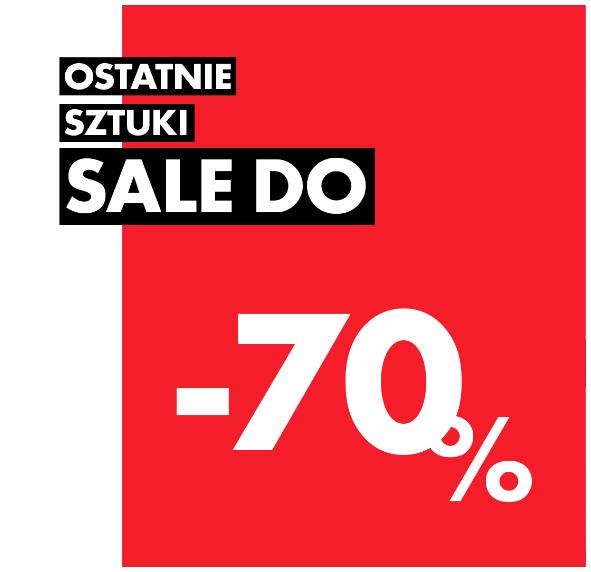 Goshico: wyprzedaż do 70% rabatu na odzież damską